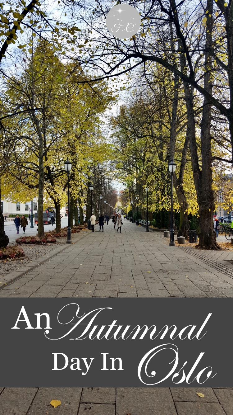 An Autumnal Day In Oslo