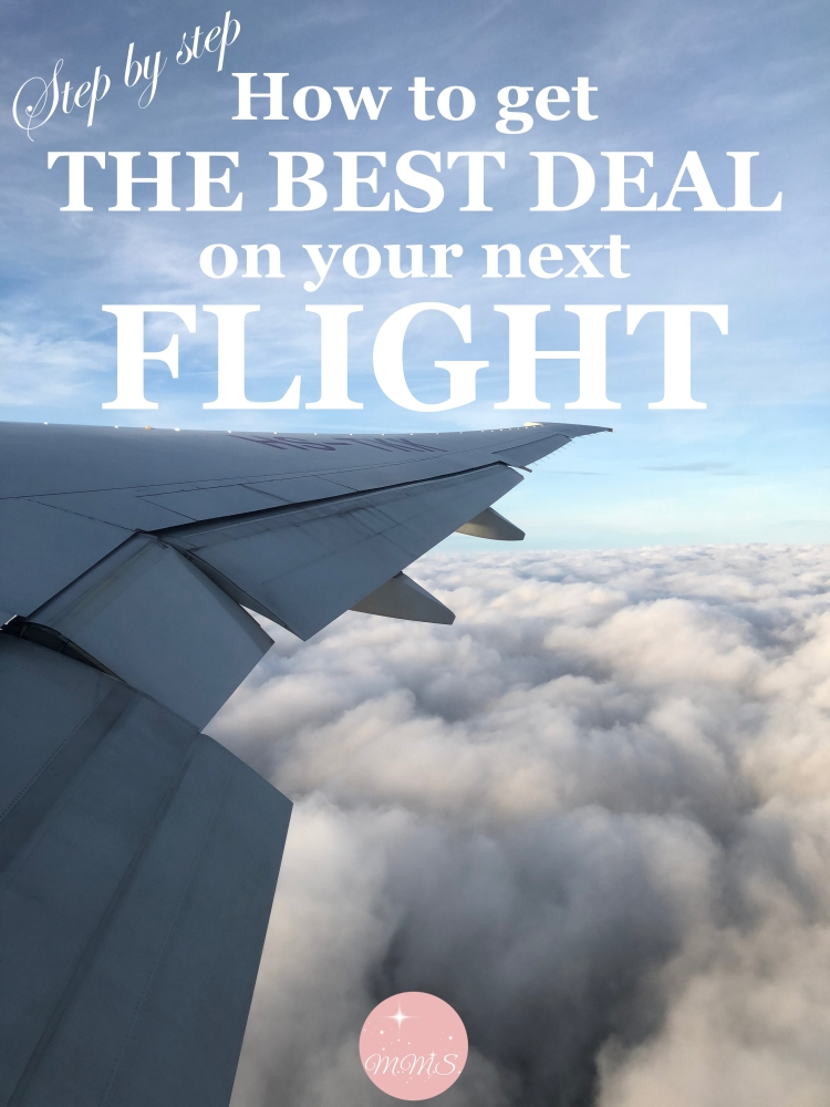 How to get the best deal on your next flight - milleseiersen.com